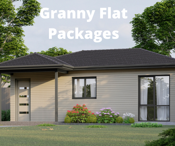 Granny Flat Packages